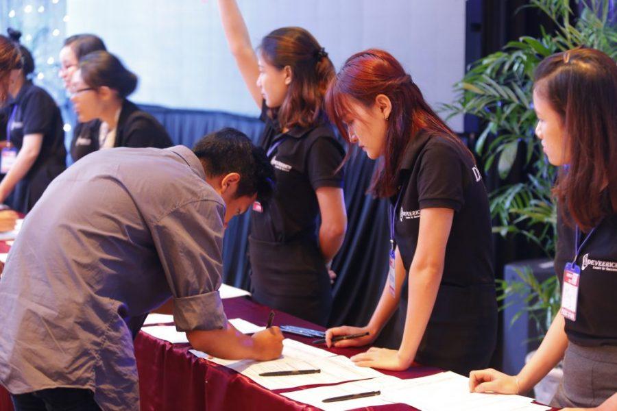 Hướng dẫn cách để tổ chức 1 hội thảo tốt
