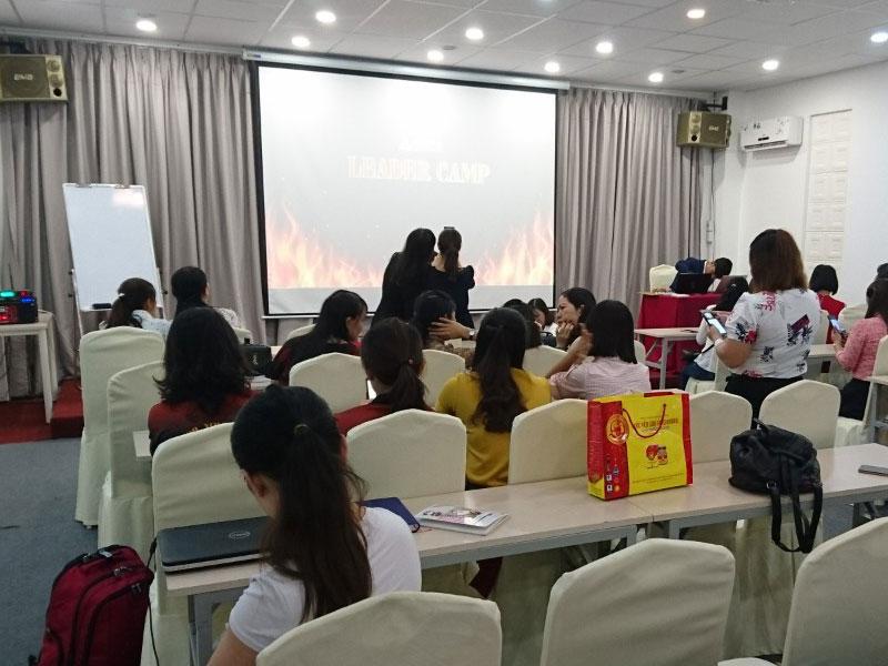 Chúc mừng hội thảo Leader Camp diễn ra thật thành công tốt đẹp