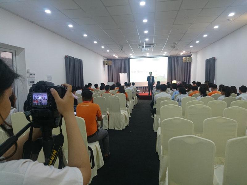 Hội thảo tổng duyệt chiến binh Digital 4.0
